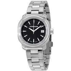 01.1121.101  WENGER Edge Index Silver Women's  Swiss Made ručni sat