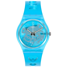 GZ353 SWATCH Love From A To Z unisex ručni sat