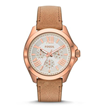 AM4532 FOSSIL CECILE MULTIFUNCTION LEATHER RUČNI SAT