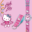 ZFLNP025 SWATCH FLIK FLAK Hello Kitty Gym dečiji sat