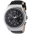 YOS440 SWATCH IRONY THE CHRONO- YOUR TURN BLACK ručni sat