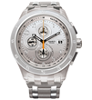 SVGK401G SWATCH MEN'S SILVER CLASS AUTOMATIC CHRONOGRAPH WATCH